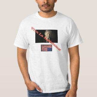 Viva La Resistance-tee shirt. T-Shirt