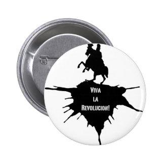 Viva La Revolucion Pin