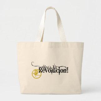 Viva La Revolucion Canvas Bag