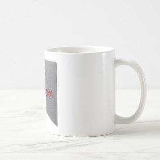 Viva la Revolucion Guillotine Basic White Mug