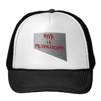 Viva la Revolucion Guillotine Trucker Hats