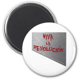 Viva la Revolucion Guillotine Refrigerator Magnets