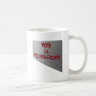 Viva la Revolucion Guillotine Mugs
