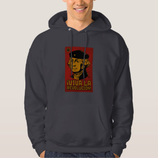 Viva La Revolucion! Hooded Sweatshirts