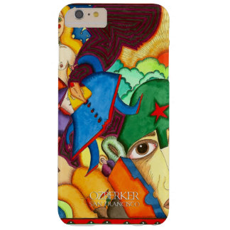 """Viva la Revolucion"" (i6+) Barely There iPhone 6 Plus Case"