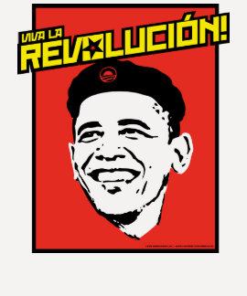 Viva La Revolucion! Ladies Baseball T-Shirt