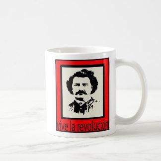 Viva La Revolucion Louis Riel Mug