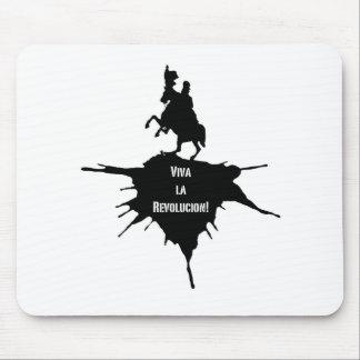 Viva La Revolucion Mouse Pad