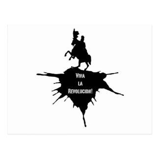 Viva La Revolucion Postcard