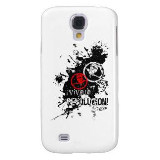 Viva La Revolucion (Splattered) Galaxy S4 Cases