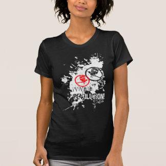 Viva La Revolucion (Splattered) T-shirts