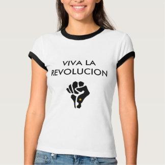VIVA LA REVOLUCION TEE SHIRTS