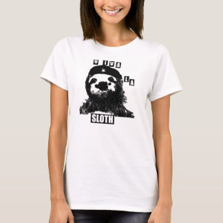 Viva la Sloth (available in men's sizes) T-Shirt