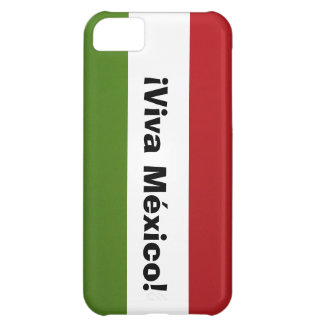 ¡Viva México! Case For iPhone 5C