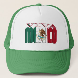 VIVA MEXICO TRUCKER HAT