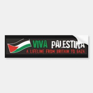 VIVA PALESTINA Bumper Sticker