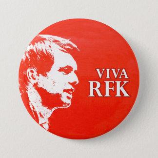 Viva RFK 7.5 Cm Round Badge