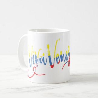 """""""Viva Venezuela"""" Taza Coffee Mug"""