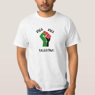 Viva Viva Palestina Men's Tee