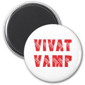 Vivat Vamp Fridge Magnets