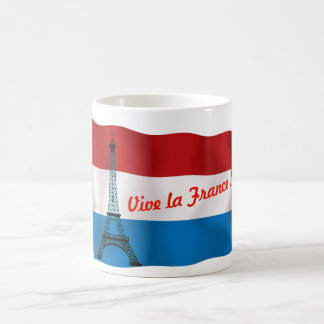 Vive la France ! Coffee Mug