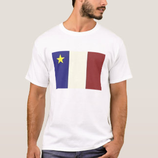 vive l'acadie! T-Shirt