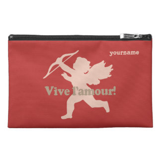 Vive L'amour Cupid custom accessory bags