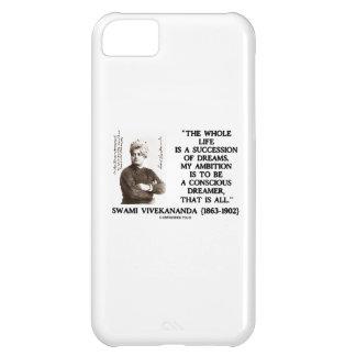 Vivekananda Whole Life Succession Dreams Ambition iPhone 5C Case