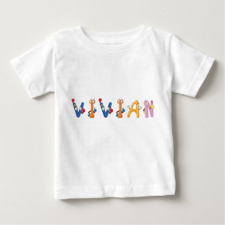 Vivian Baby T-Shirt