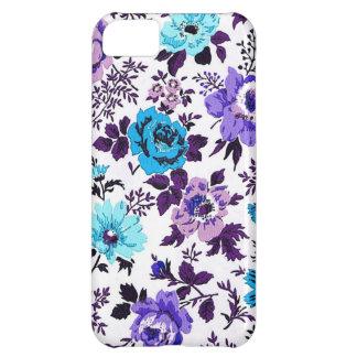 """""""Vivian"""" Wallpaper (Blue) Case For iPhone 5C"""