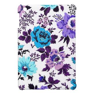"""Vivian"" Wallpaper (Blue) Cover For The iPad Mini"