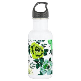 """Vivian"" Wallpaper Design 532 Ml Water Bottle"