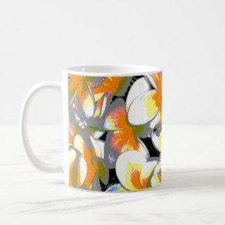 vivid bouquet mug