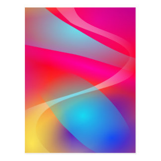 Vivid Colors Postcard