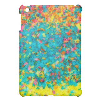 Vivid colours abstract case for the iPad mini