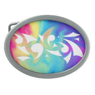 Vivid Delights Belt Buckle