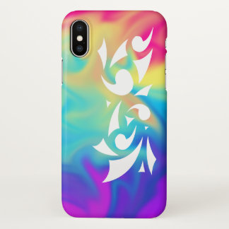 Vivid Delights (X/8/7) iPhone X Case