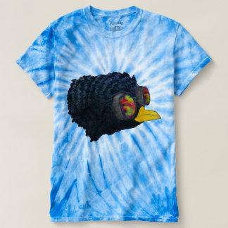 Vivid iridescent Blackbird T-Shirt