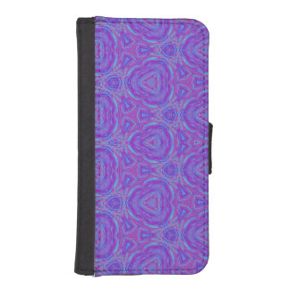 Vivid Kaleidoscope iPhone SE/5/5s Wallet Case