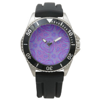 Vivid Kaleidoscope Watch