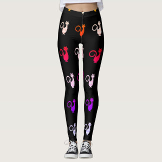 VIVID-KAT'S-Street-Wear_Multi-Colored-XS-XL Leggings