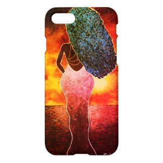 Vivid Ocean Sunset Phone Case