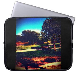 Vivid Park Electronic Bag Computer Sleeve