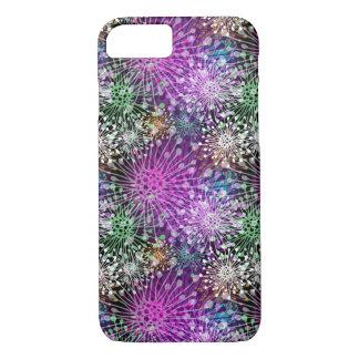 Vivid Spotty Pattern iPhone 7 Case