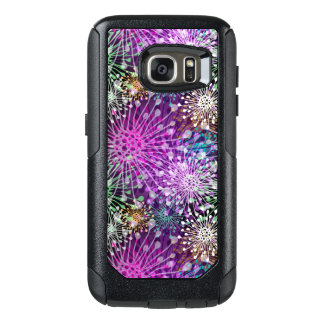 Vivid Spotty Pattern OtterBox Samsung Galaxy S7 Case