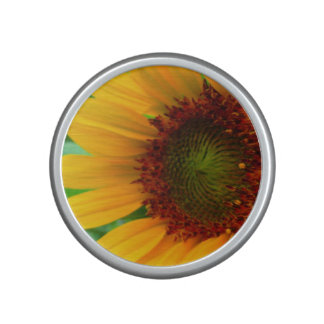 Vivid sunflower speaker