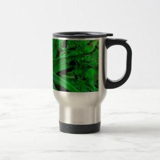 Vivid Tropical Design Travel Mug
