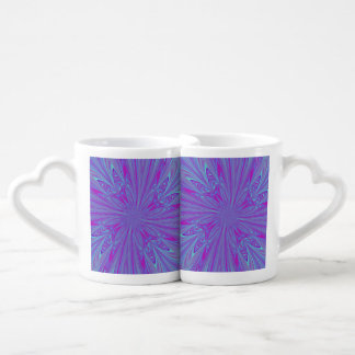 Vivid Vortex Coffee Mug Set