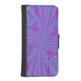Vivid Vortex iPhone SE/5/5s Wallet Case