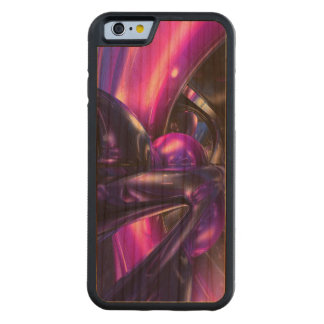 Vivid Waves Abstract Cherry iPhone 6 Bumper